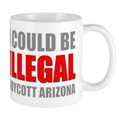 Could Be Illegal Anti-AZ Mug