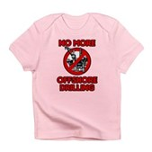 No More Offshore Drilling Infant T-Shirt