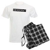 Democrat Label Men's Light Pajamas