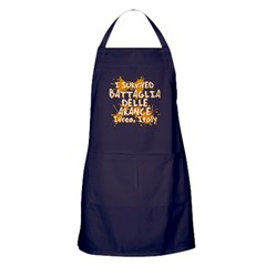 Ivrea Battle Of The Oranges Souvenirs Gifts Tees Apron (dark)