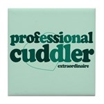 Professional Cuddler Tile Coaster