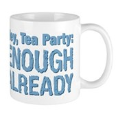 Hey, Tea Party Mug