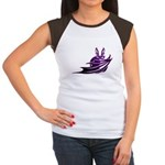 Vampire Bat 2 Women's Cap Sleeve T-Shirt