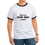 this is my rock star costume Ringer T