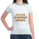 Official Halloween Costume Jr. Ringer T-Shirt
