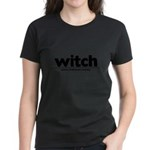 Generic witch Costume Women's Dark T-Shirt