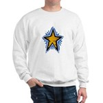 Christmas Star Sweatshirt
