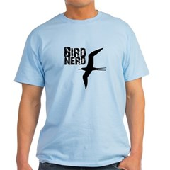 Bird Nerd (Frigatebird) Light T-Shirt