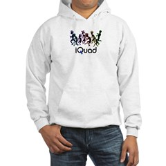 iQuad - Hooded Sweatshirt