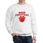 Red Team Christmas Sweatshirt