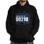 Addicted to 90210 Dark Hoodie (dark)