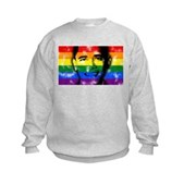 LGBT for Obama Kids Sweatshirt