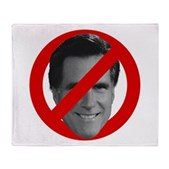 No Mitt Stadium Blanket