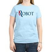 Anti-Romney ROBOT Women's Light T-Shirt