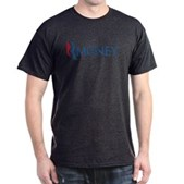Anti-Romney RMONEY Dark T-Shirt