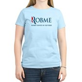 Anti-Romney Rob Me Robin Hood Women's Light T-Shir