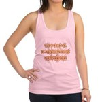 Official Halloween Costume Racerback Tank Top