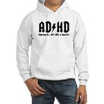 AD/HD Look a Squirrel Hooded Sweatshirt