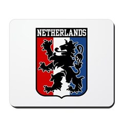 Netherlands t-shirt Mousepad
