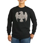 Vintage Eagle Long Sleeve Dark T-Shirt