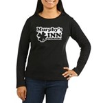 Murphy's INN Women's Long Sleeve Dark T-Shirt