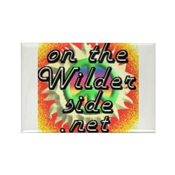 OntheWilderside Rectangle Magnet