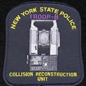 NYSP Collision Investigation T-Shirt