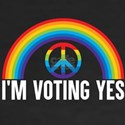 I Am Voting Yes T-Shirt