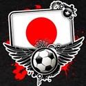 Soccer fans Japan T-Shirt