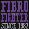 Fibro Fighter Since 1987 T-Shirt