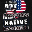 For Being Native American T Shirt T-Shirt