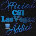 Official CSI Las Vegas Addict T-Shirt
