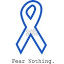Blue Out: Fear Nothing T-Shirt