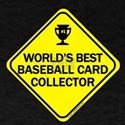 Collector Baseball Cards  T-Shirt