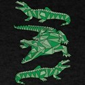 Geometric Crocodiles T-Shirt