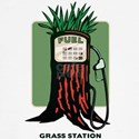 Grass Station T-Shirt