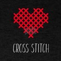 Cross Stitch T-Shirt