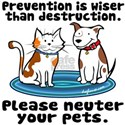 Prevention is Wiser - Neuter