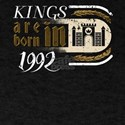 Gothic Birthday Kings Castle Born 1992 T-Shirt
