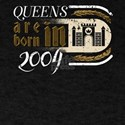 Gothic Birthday Queens Castle Born 2004 T-Shirt