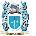 Macmorrin Coat of Arms - Family Crest T-Shirt