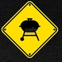 Warning BBD Sign T-Shirt
