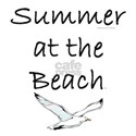 Summer at the Beach Women's T-Shirt