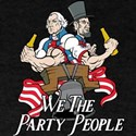 We The Party People Liberty Bell T-Shirt