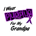 I Wear Purple 8 (Grandpa)