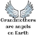 Grandmothers Are Angels T-Shirt