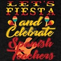 Let's Fiesta for the Spanish Teachers T-Shirt