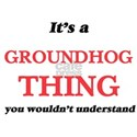 It's a Groundhog thing, you wouldn&#39 T-Shirt