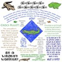 Croc Facts T-Shirt