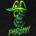 Parlay! Pirate Halloween Talk like a Pirat T-Shirt